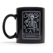 "Кружка MEDOOZA - ""Coffee Or Death ll"""