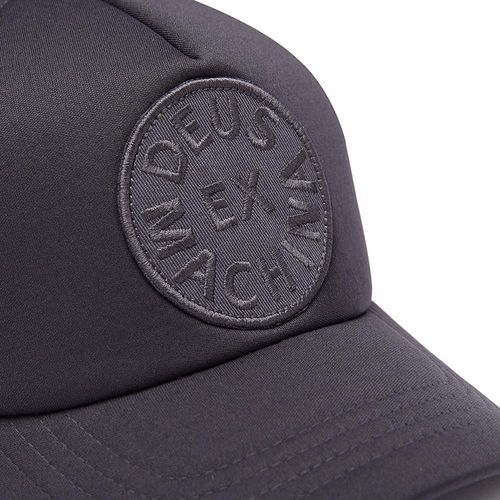 Кепка Deus Ex Machina - Circle Trucker Black