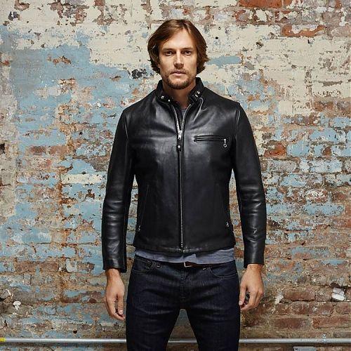Куртки кожаные schott купить